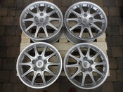 "Image of Genuine Porsche BBS Sport Design GT3 2-piece Split Rim 18"" 5x130 Alloy Wheels"