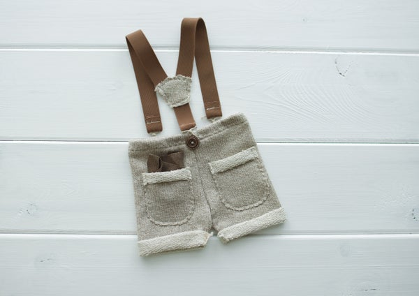 Image of SHORT COOPER pants newborn or sitter/11 colors available