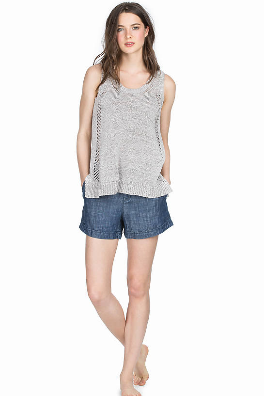 Image of SALE Lilla P Chambray Short