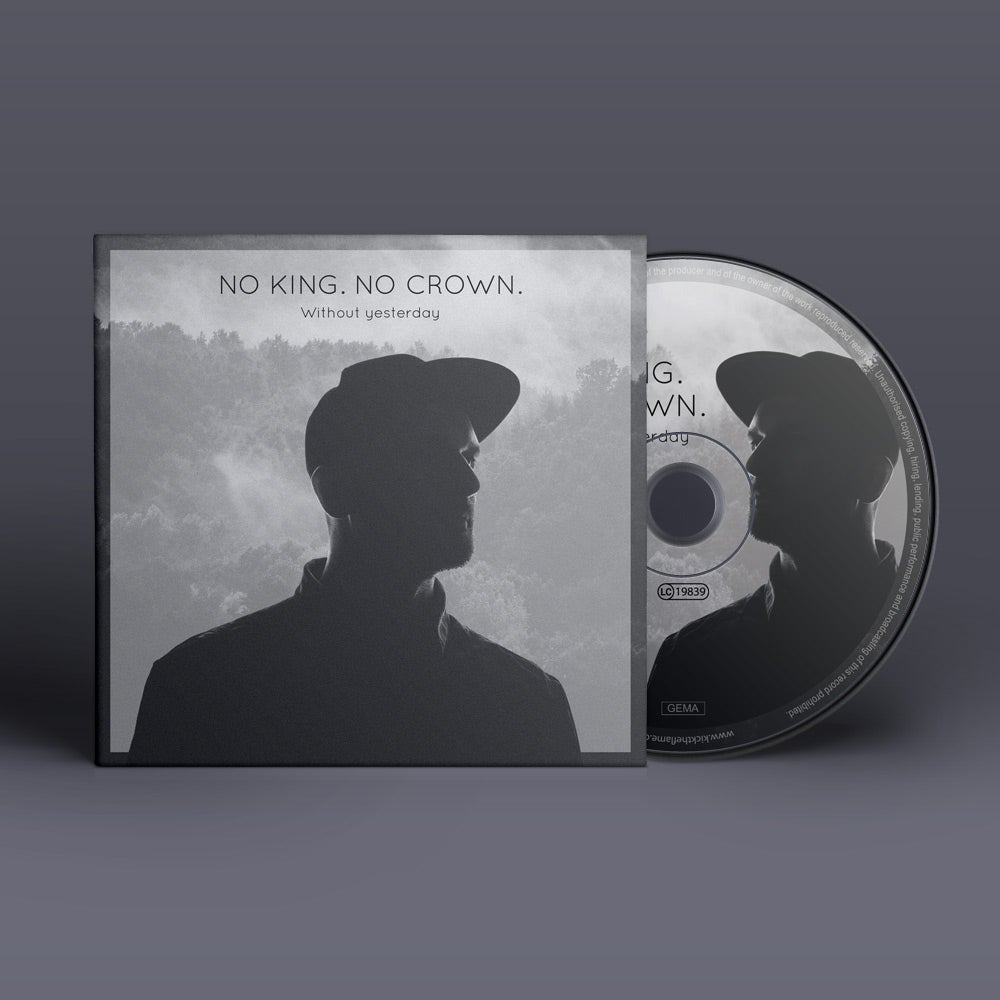 Image of Without Yesterday CD