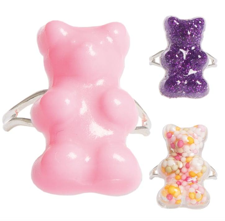 Image of  Gummy Bear Rainbow Ring