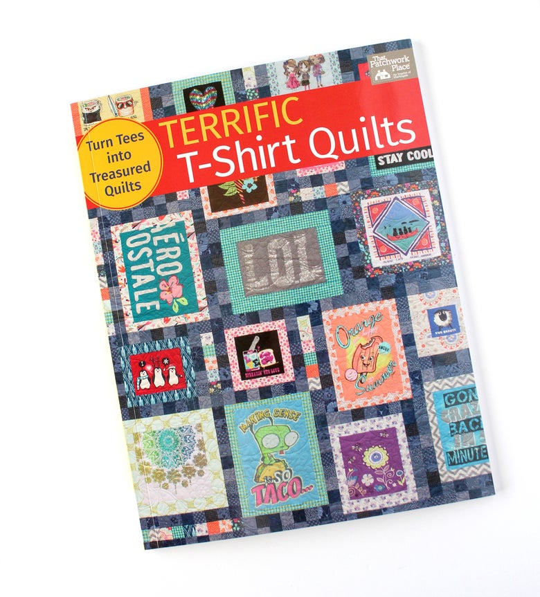 Image of Terrific T-Shirt Quilts book