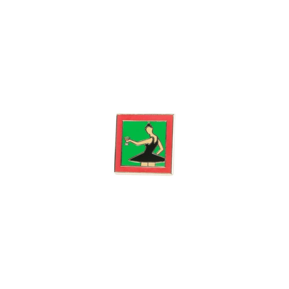 Image of Ballerina Pin