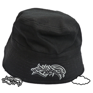 Image of SIKA bucket hats Black/Grey