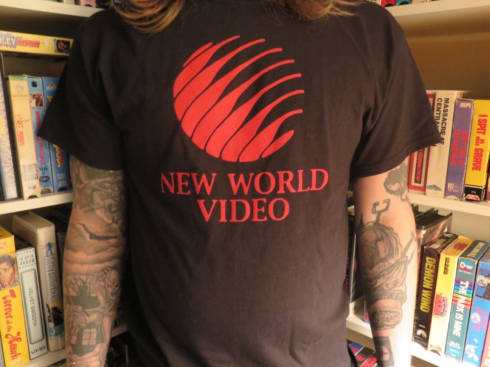 Image of New World Video