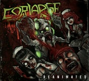Image of GORLAPSE - REANIMATED CD DIGIPACK