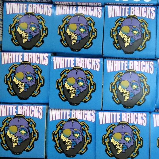 Image of White Bricks Surf Wax (COOL)