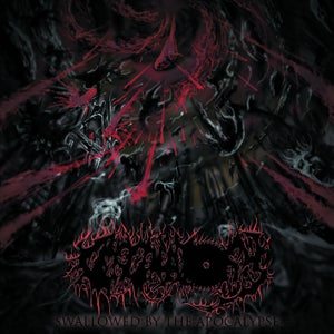 Image of CERCENATORY Swallowed By The Apocalypse CD