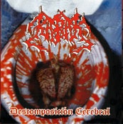 "Image of KABAK ""Descomposicion Cerebral""  CD"