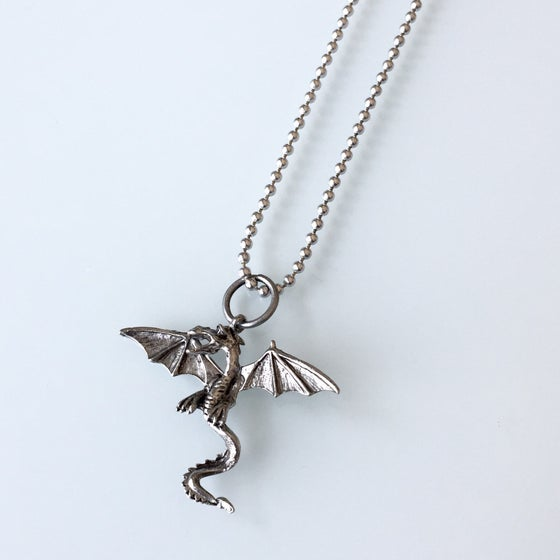 Image of KIDS : Dragon Necklace