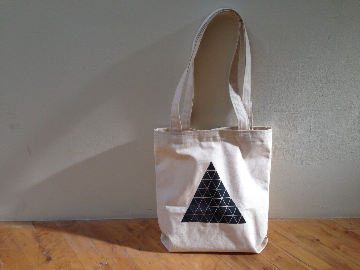 Image of Measured & Measureless Tote Bag