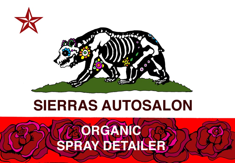 Image of Organic Spray Detailer