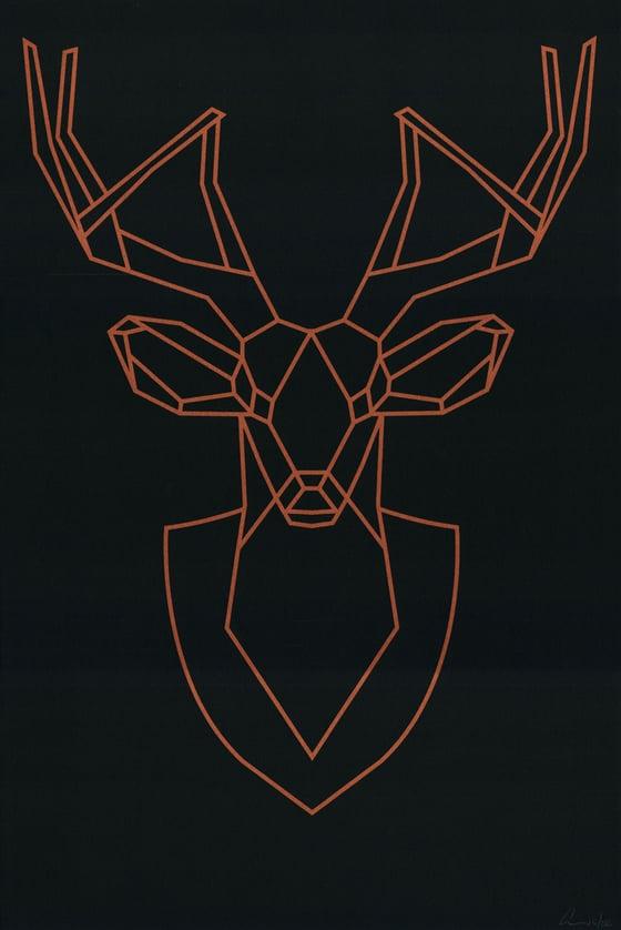 Image of Bronzed & Deer'd