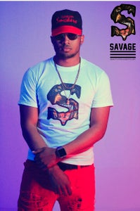 Image of Savage Dog Tee