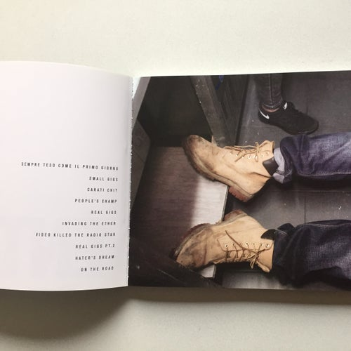"Image of ""ENTROPIA"" Photobook"
