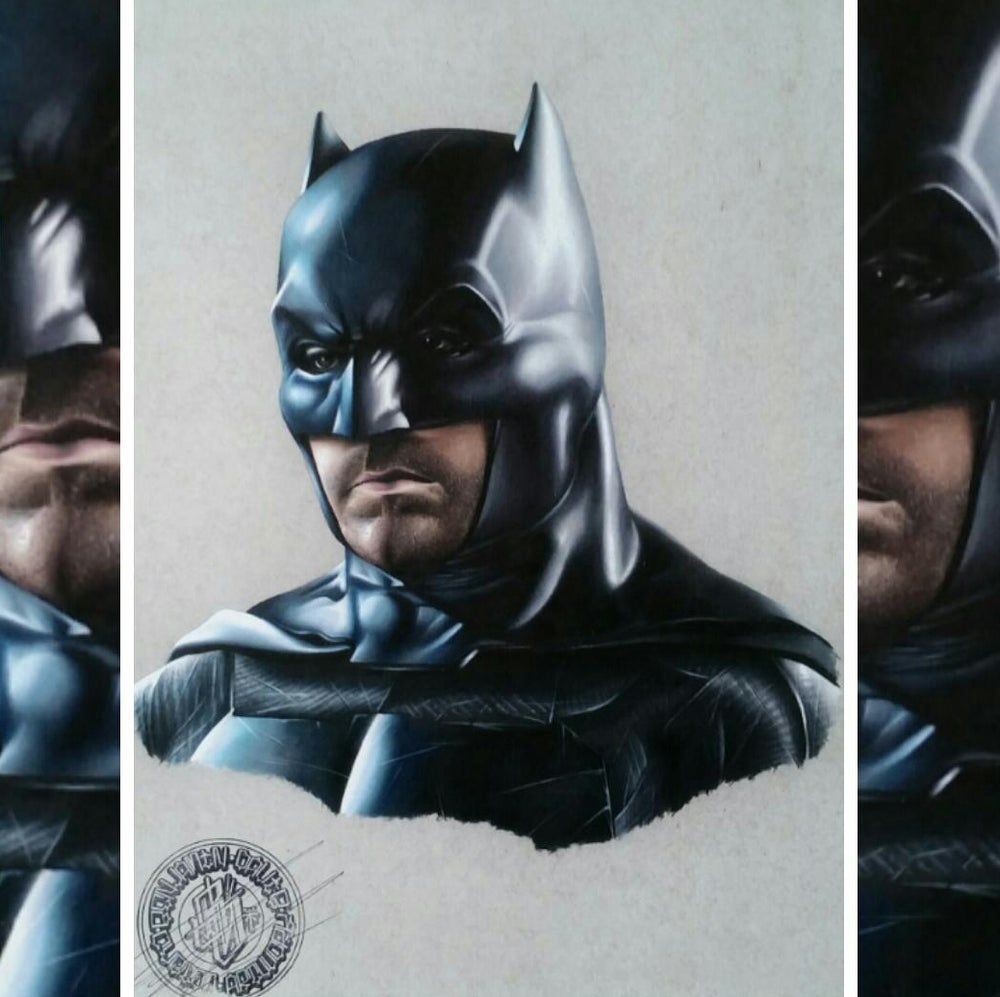 Image of Limited edition batman print