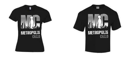 Image of T-Shirt Noir
