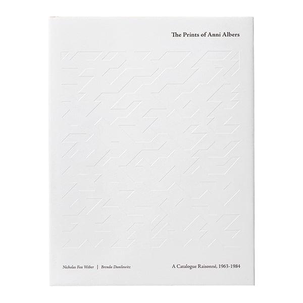 Image of The Prints of Anni Albers: A Catalogue Raisonné, 1963–1984
