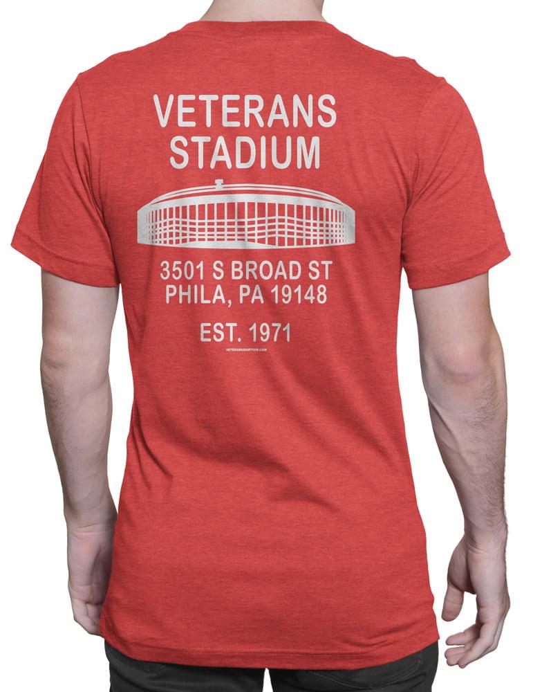 Image of Baseball Vet T-Shirt
