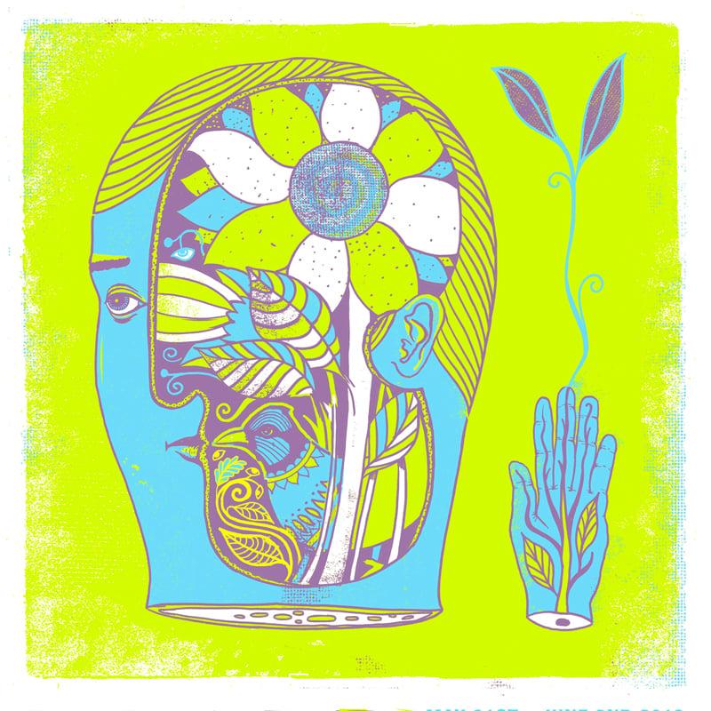 Image of Brain Flower