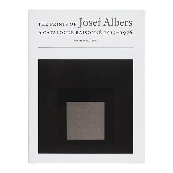 Image of The Prints of Josef Albers: A Catalogue Raisonné 1915–1976