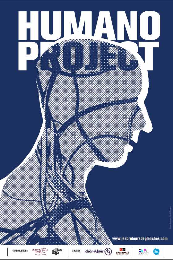 Image of Affiche Humano Project