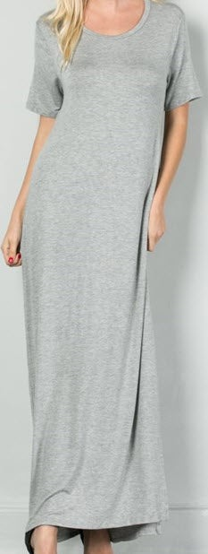 Image of Open Back Maxi