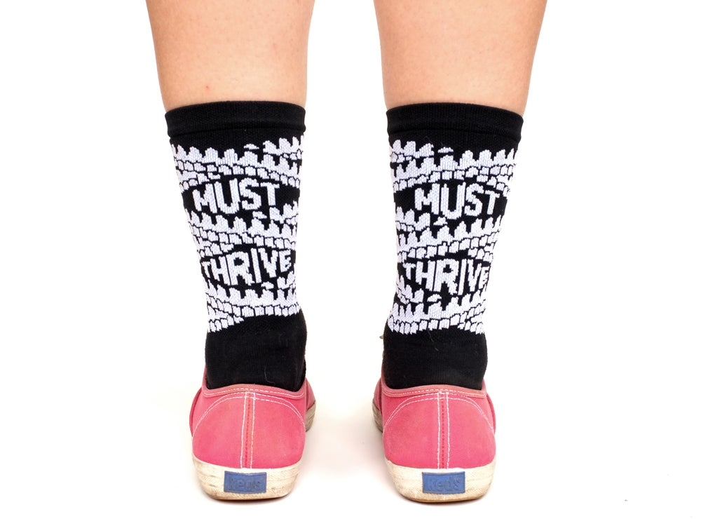 Image of Must Thrive Socks