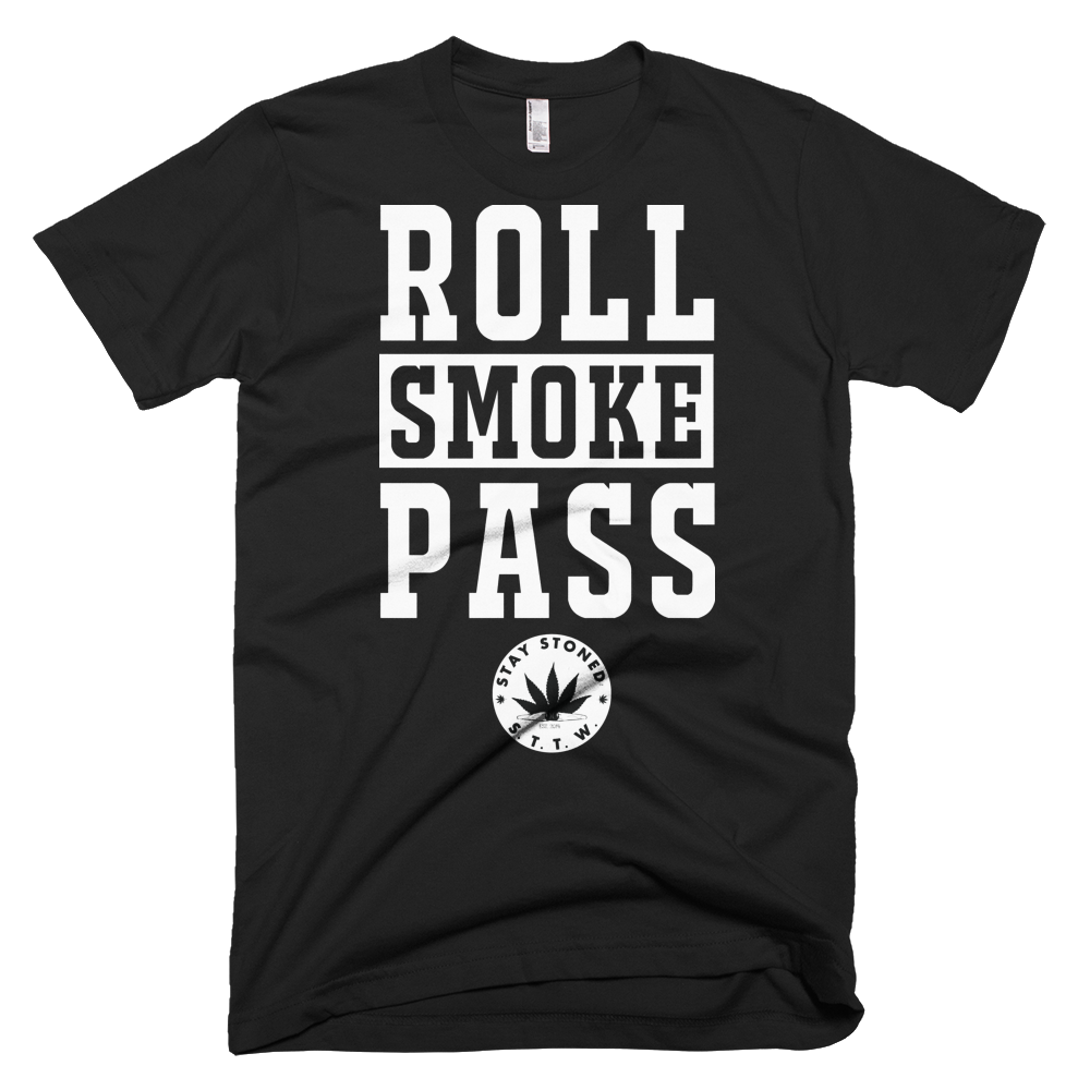 "Image of Roll Smoke Pass ""T-Shirt"""