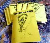 Image of anthead zine Poison the King #1