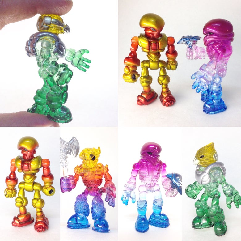 Image of KANDY KRUSHED GLYOS CUSTOM WAVE 2