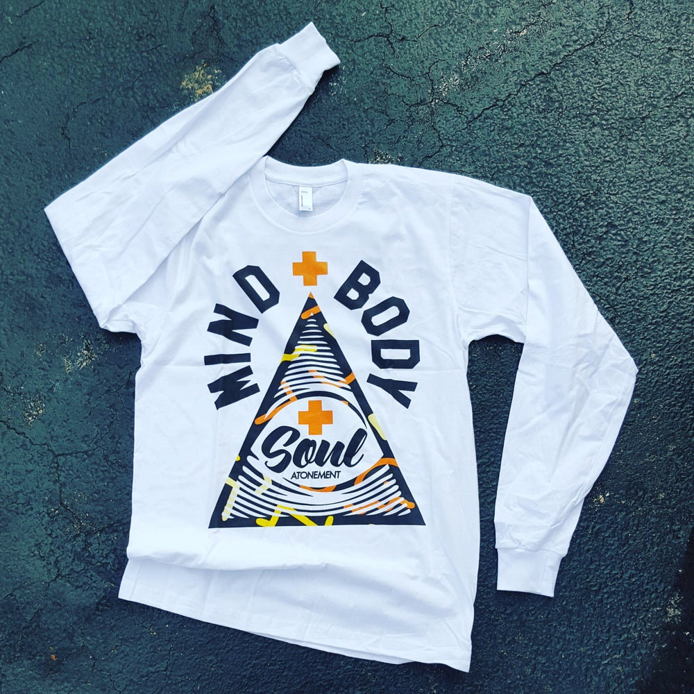 """Image of The """"Mind+Body+Soul"""" Tee"""