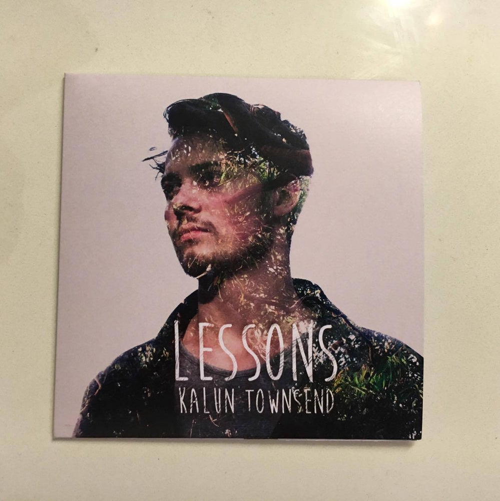 Image of Lessons EP - Hard Copy