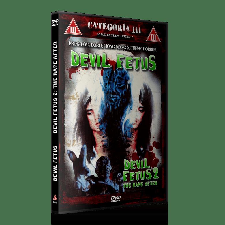 Image of Devil Fetus + Devil Fetus 2: The Rape After