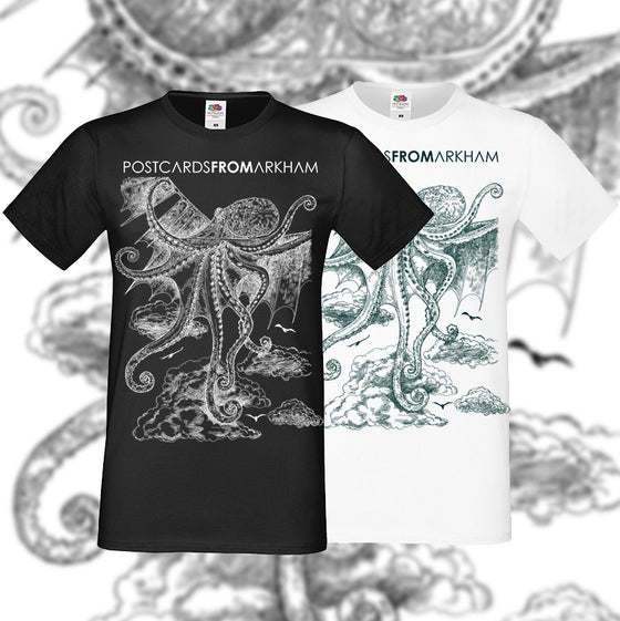 Image of POSTCARDS FROM ARKHAM - Octopus T-Shirt