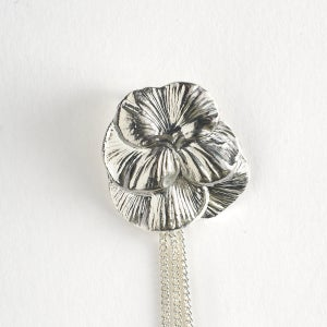 Image of Collection 1920's - Headband coquelicot / Poppy Headband