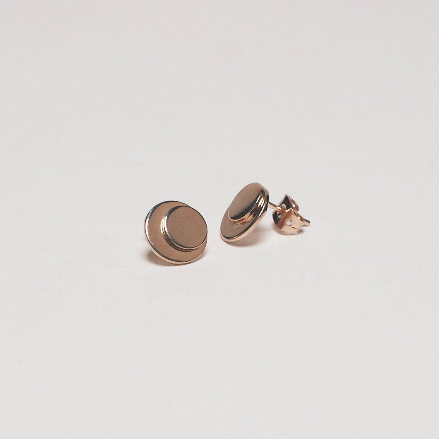 Image of Collection 1920's - Bo Eclipse / Eclipse earing
