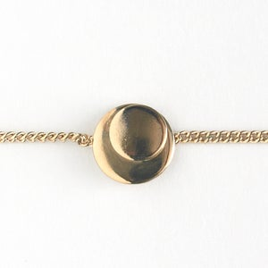Image of Collection 1920's - Bague chaîne Eclipse / chain ring Eclipse