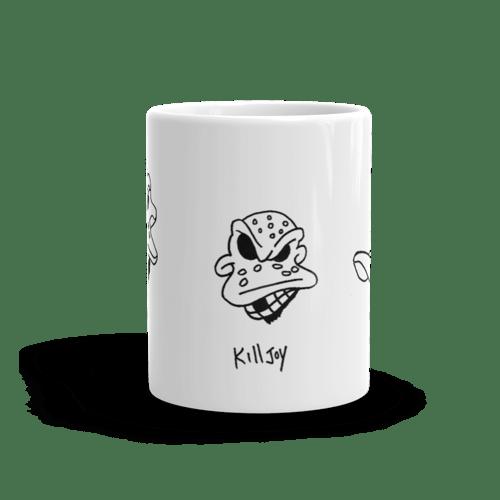 Image of Ugly Ducklings Mask Coffee Mug