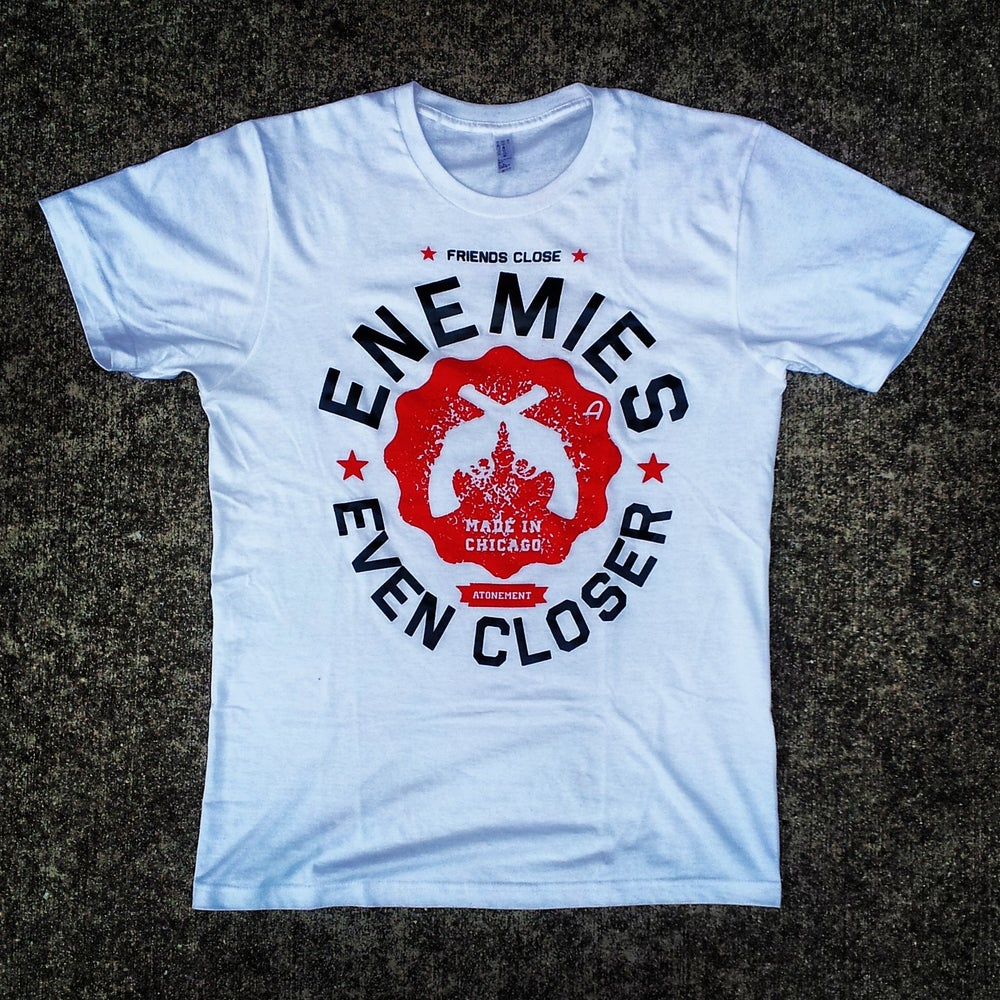 """Image of The """"Enemies Even Closer"""" Tee"""