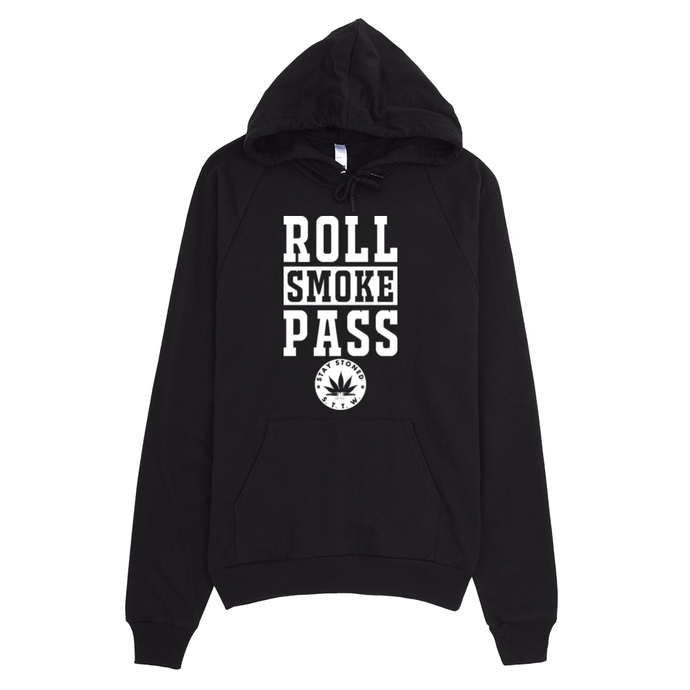 Image of Roll Smoke Pass (Hoodie)