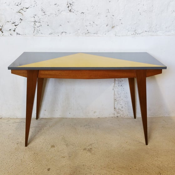 Image of Table 1960 Pieds compas