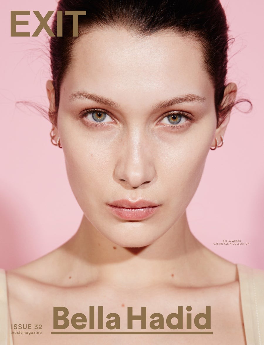 Image of EXIT MAGAZINE ISSUE 32 (BELLA HADID COVER) SOLD OUT