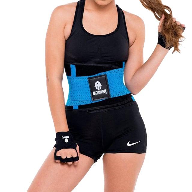4c722a6822 Tecnomed Body Shaper Belt (Unisex)   Miracle Waist Shapers