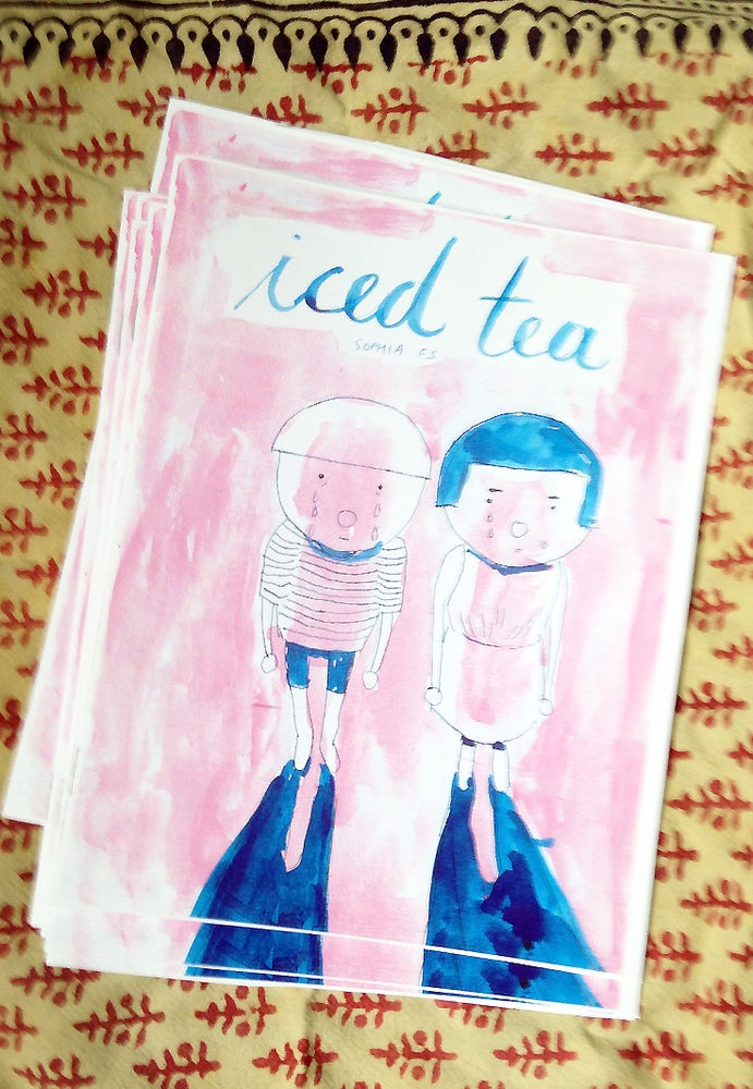Image of ICED TEA