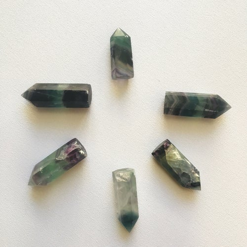 Image of Fluorite Points