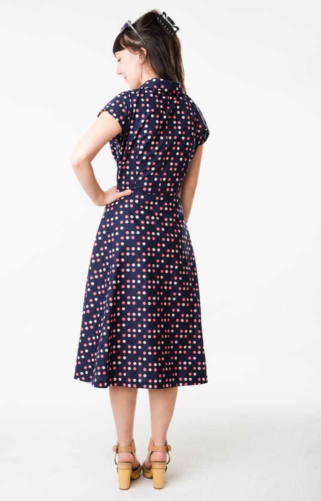 Image of Rosendale Dress: Sunday Dot