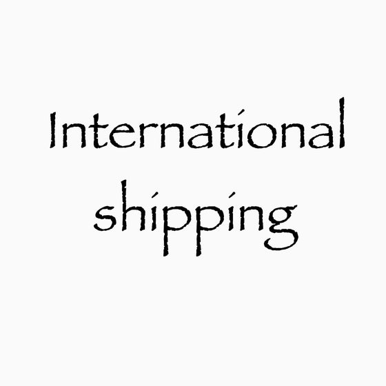 Image of international shipping