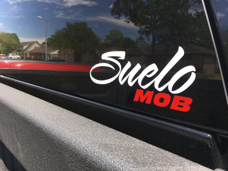 Image of OG SueloMob Decal