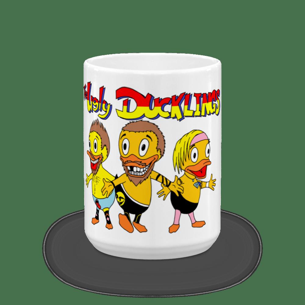 Image of Ugly Ducklings Parody Coffee Mug